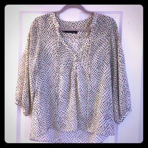 Patterson J. Kincaid Tops - Patterson Kincaid blouse